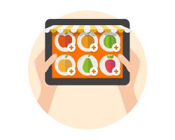 онлайн заказ фруктов